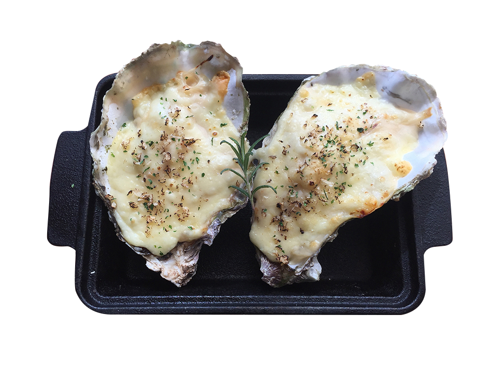 牡蠣グラタン(2pieces)